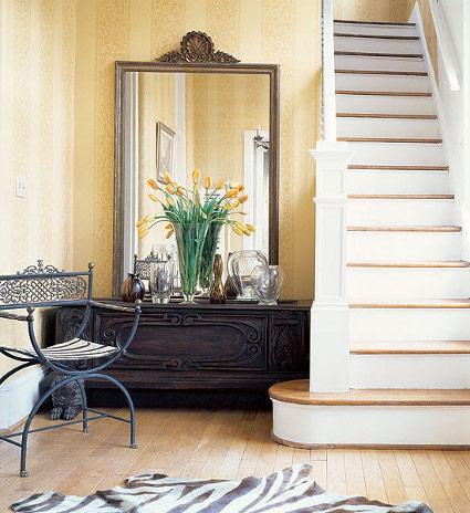 Consejos feng shui para decorar con espejos decorando el for Decorar entrada casa feng shui