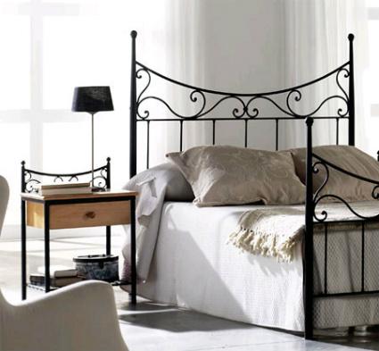 Cabeceros para camas matrimoniales decorando el hogar - Cabeceros de hierro ...