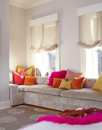Cortinas para todos los gustos decorando el hogar - Lo ultimo en cortinas ...