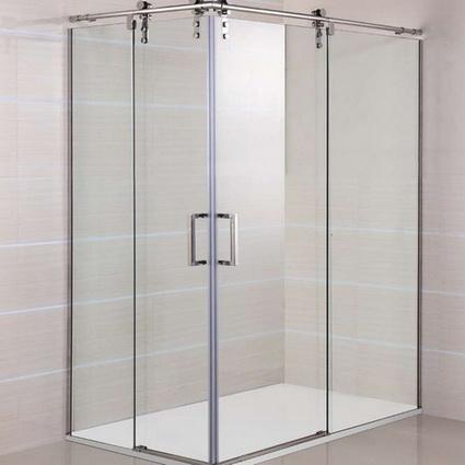 Ltima tendencia en mamparas de ducha decorando el hogar - Mamparas de ducha ikea ...