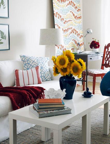 Ideas para decorar tu mesa de centro decorando el hogar - Ideas para decorar una mesa ...