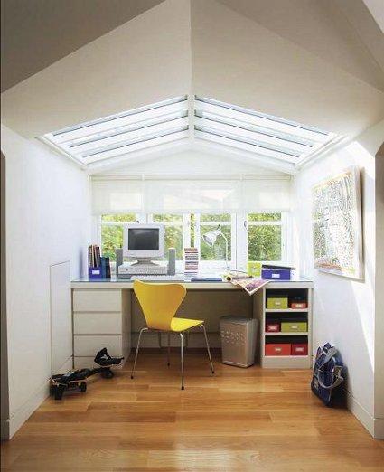 Decora tu oficina en casa samyka interiores for Decora tu oficina