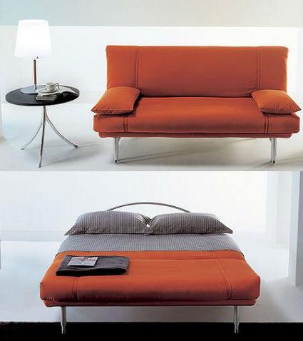 Sof s cama para todos los gustos decorando el hogar - Sofas cama comodos ...