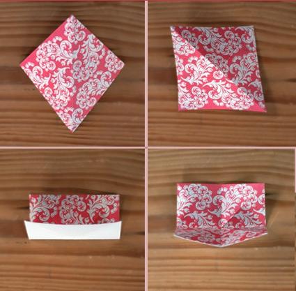 Papel archives decorando el hogar - Estrellas de papel para navidad ...