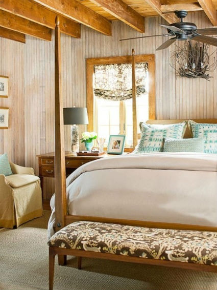 Tips para decorar un dormitorio matrimonial decorando el for Decoracion pieza matrimonial