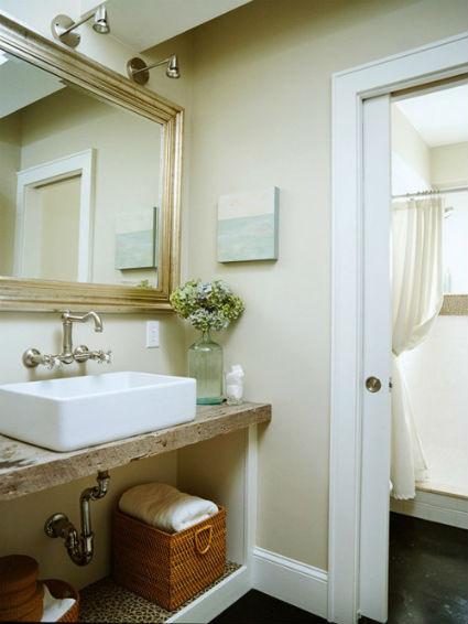 Baño Estilo Romantico:Baños de estilo romántico – Decorando el Hogar