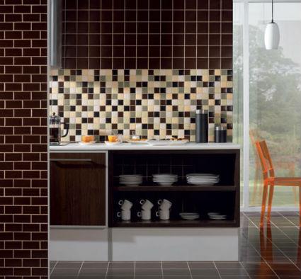 Azulejos para decorar la cocina decorando el hogar for Enchapes para cocinas integrales modernas