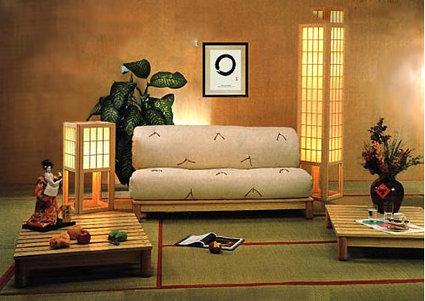 Estilo archives decorando el hogar - Lamparas estilo japones ...