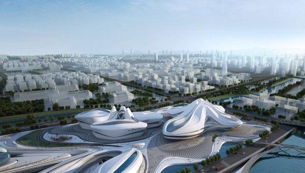 vista-general-Centro-Arte-Cultura-Changsha-Zaha_Hadid