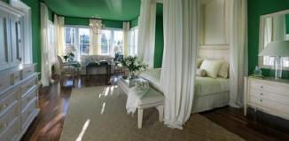 Decorando el hogar - Como hacer un pabellon para cama ...