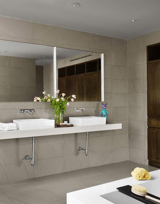 Baño Minimalista Pequeno:Fotos de baños minimalistas – Decorando el Hogar