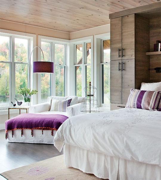 Habitaciones rusticas decorando el hogar for Decoracion de habitaciones rusticas