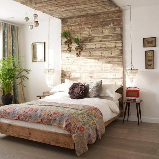 Habitaciones Decoracion Rustica ~ Habitaciones rusticas  Decorando el Hogar