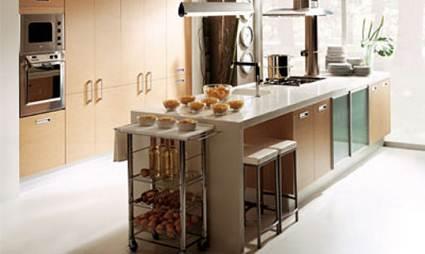 Barras archives decorando el hogar for Cocinas con barras americanas