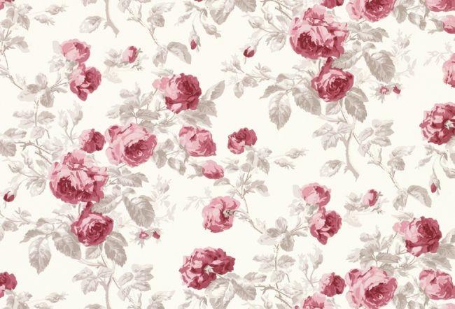 Rosa rosae rosam estampados tradicionales para casas - Laura ashley madrid ...