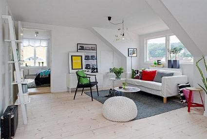 Trucos para decorar pisos peque os decorando el hogar for Decorar piso 56 m2