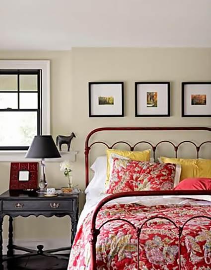 Claves de un dormitorio vintage decorando el hogar - Dormitorio estilo vintage ...