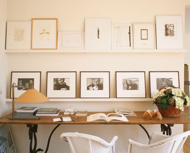 Colorea tu casa decorando el hogar - Decorando con fotos ...