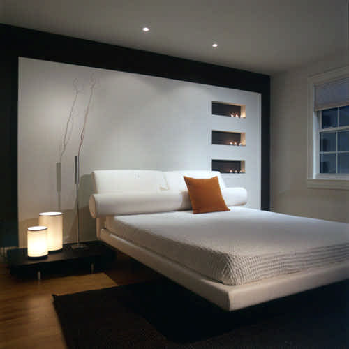 ideas de decoracion minimalista para dormitorios On decoracion minimalista dormitorio