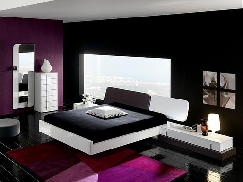 Ideas para decorar una habitacion de adultos - Murales para dormitorios de adultos ...